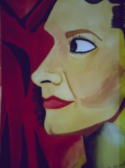 Vivien Leigh by artisticheather